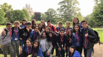 Летен езиков лагер с английски в Кеймбридж – 2018
