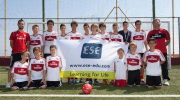 Английски и футбол в Малта